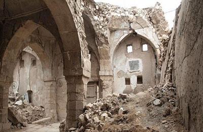 Les islamistes continuent de détruire le patrimoine juif d'Irak