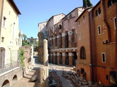 Le ghetto de Rome est resté le centre de la vie juive
