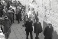 """Résultat de recherche d'images pour """"photos du pèlerinage de Péssa'h au Kotel, il y a cent ans"""""""